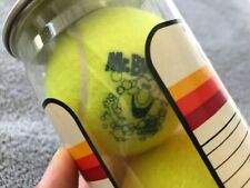 Mr. Bubble Dunlop Sealed Tennis Balls