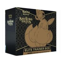 Pokemon TCG Shining Fates Elite Trainer Box ETB New Sealed SOLD OUT In Hand