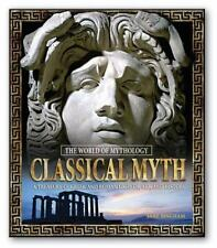 Classical Myth: A Treasury of Greek and Roman Legends, Art, and-ExLibrary
