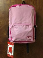 """Puma Girl's 15"""" Youth Laptop Backpack Light Pink"""