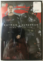 Batman v Superman: Dawn of Justice (New Sealed DVD See Pictures!, 2016)