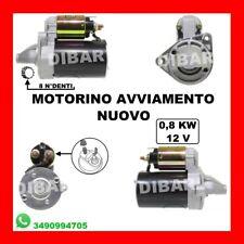 MOTORINO DI AVVIAMENTO NUOVO KIA PICANTO 1.0 - 1.1 DAL 2004