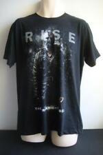 DC Batman The Dark Knight Rises Bane T-Shirt Black - Large