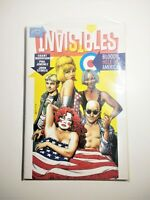 The Invisibles: Bloody Hell In America by Grant Morrison Vertigo Trade Paperback