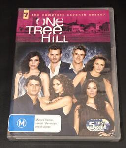 One Tree Hill : Season 7 (DVD, 2011, 5-Disc Set) Brand New Sealed Region 4