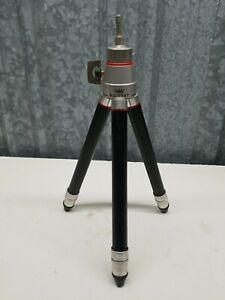 Vintage Biloret Bilora Telescoping Tripod  Model 2037, Made in Germany