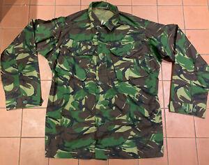 Supergrade S95 British Army Lightweight Combat Shirt Woodland DPM Camo 160 88