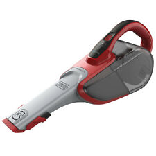 Black and Decker HHVJ320BMF26 22-Watt Red Smartech Lithium-Ion Hand Vacuum