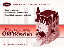 Polar Lights HO Old Victorian 1/87 Model Kit POL969