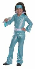 Déguisements costumes bleu pour fille, taille 5 - 6 ans