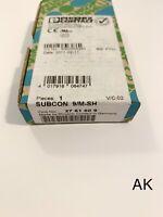Phoenix Contact / SUBCON 9/M-SH / 2761509