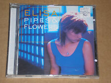 ELISA - PIPES & FLOWERS - RARO CD OLANDA