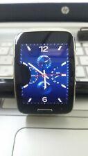 Samsung Galaxy Gear S SM-R750T Curved Smartwatch