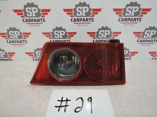 Acura TSX 2004 2005 2006 2007 2008 OEM left driver side inner trunk tail light