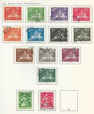Sweden stamps 1924 Collection of 14 stamps  CAT VALUE $650