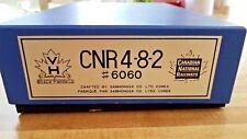 SAMHONGSA 6060 HO VH Brass  U1f 4-8-2 Canadian National Railway Loco+Box+Decals