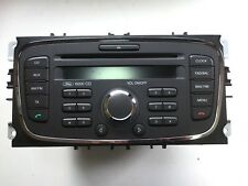 Original Radio 6000 CD PLAYER FORD FOCUS ll 7M5T-18C815-BA mit Code