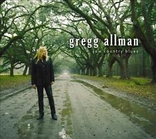 GREGG ALLMAN - LOW COUNTRY BLUES (NEW CD)