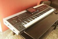 KORG OASYS 88 Keyboard Music Synthesizer Workstation