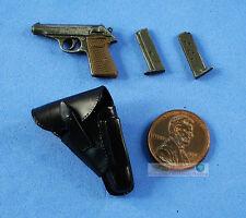 Figura 1:6 COMANDANTE tedesco Paulus Walther PP PISTOL GUN PISTOLA FONDINA FH_9G