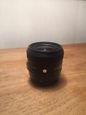 Sigma DC 30mm F/1.4 'art' Lens