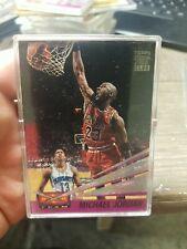 1993-94 Stadium Club Beam Team #4 Michael Jordan Bulls