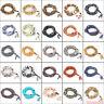 108 Prayer Beads Stretchy Multifunctional Bracelet Necklace Natural Stone 6mm