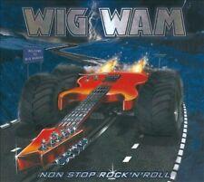 WIG WAM (NORWAY) - NON STOP ROCK 'N' ROLL [DIGIPAK] NEW CD