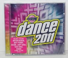 Much Dance 2011 CD Katy Perry Lady Gaga Taio Cruz Usher Ke$ha & More New Sealed
