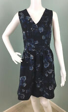 NWT Womens Thakoon for Design Nation Sleeveless Fit & Flare Floral Dress Sz 14