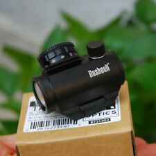 Tactical Rifescope Sight Sniper Red Dot Sight Scope For Hunting Bushnell TRS-25