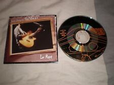 cd single promo jean jacques goldman le rapt
