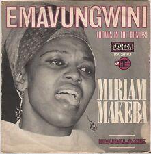 "MIRIAM MAKEBA ""EMAVUNGWINI"" AFRO SOUL 60'S SP REPRISE 20167"