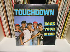 """TOUCHDOWN """" EASE YOUR MIND-RITMO SOAVE"""" 7"""" RED BUS ITALY"""