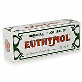 Euthymol Original Toothpaste to Keep Teeth and Gums Clean and Healthy - 6 Pack