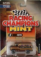 Racing champion Mega rare 1975 Custom van Mint perfect carded Limited edition
