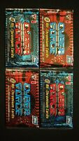 1995 Topps Cyber Force Trading Card 4 Pack Lot