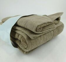 Apple jack three pure color high absorbent cotton towel set 1 Bath Towel and 2