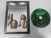 Pomodori Verdi Fritos DVD Slim Mkroom Regione 2 Castellano
