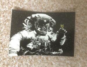 Original Martin Whatson Eternal Reflection Sticker - Not Banksy - Rare