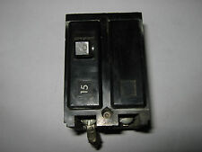 Westinghouse Quicklag Circuit Breaker, QNPL 2020, 2 Pole, Used