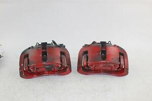 2005 AUDI A8 W12 6.0L Set of 4 OEM Calipers Front Pair Left & Right