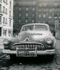 Automobile c. 1950 - BUICK Eight - V37