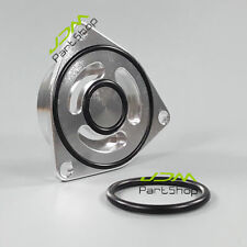 HKS SSQV Blow Off Valve Adapter Flange For Hyundai Sonata & Genesis Coupe 2.0T