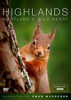 Highlands: Scotland's Wild Heart DVD [2016][Region 2]