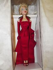 "ASHTON DRAKE MEL ODOM 1998 GENE MARSHALL DOLL RANSOM IN RED D4687 BOX 16"" GOOD"
