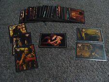 1997 The Crow City of Angels - Complete 90 Card Base Set + 5 Card Promo Set