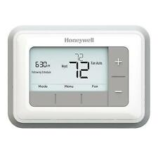 NEW - HONEYWELL T4 T4H110A1021 DIGITAL PROGRAMMABLE ROOM STAT HARD WIRED UNIT