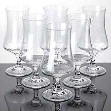 6 Biertulpen Biergläser schlicht klar zeitlos Gläser Trinkgläser Vintage