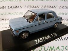 Coche 1/43 IXO DEAGOSTINI Balcanes : ZASTAVA 128 (Fiat 128)